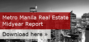 Metro Manila Real Estate Midyear Report