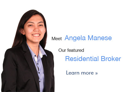 Meet our Featured Residential Broker
