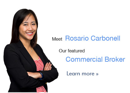 Meet our Featured Commercial Broker