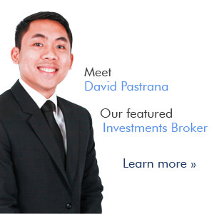 Meet our Featured Investments Broker