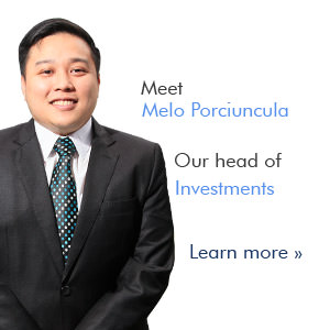 Meet our head of Investments